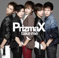 3rd Single 『take me』