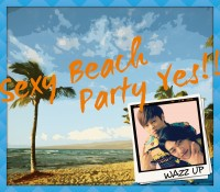 3rd Single「Sexy Beach Party Yes!!」