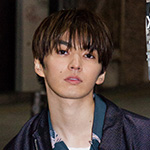 矢部 昌暉(Chorus/Gt)1998.1.9生まれ東京出身