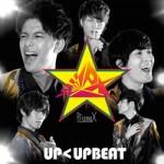 「UP<UPBEAT」