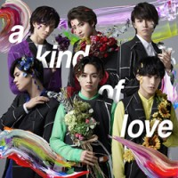 14th single「a kind of love」