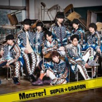 3rd single「Monster!」